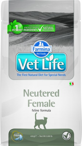 Vet Life Neutered Female (Katze)